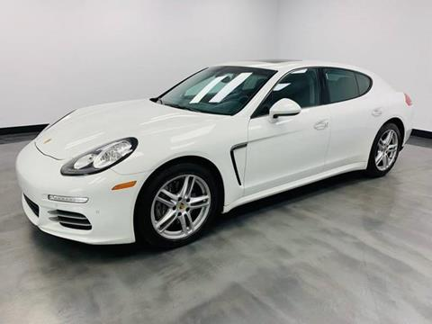 2015 Porsche Panamera for sale in Kirkland, WA