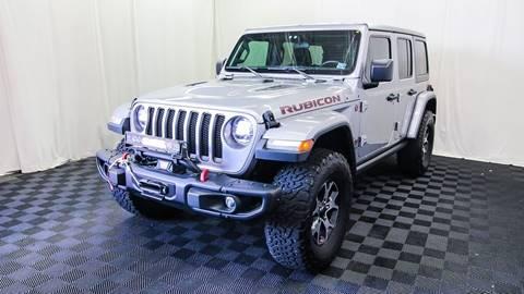 2018 Jeep Wrangler Unlimited for sale in Kirkland, WA