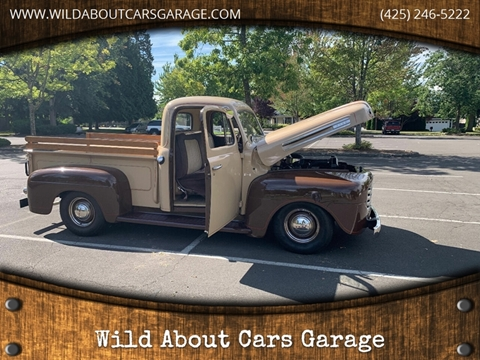 1948 Ford F-100 for sale in Kirkland, WA