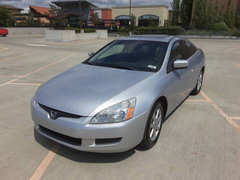 2003 Honda Accord for sale at Wild About Cars Garage in Kirkland WA