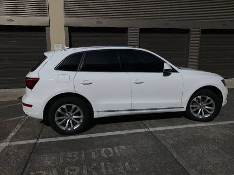 2014 Audi Q5 for sale at Wild About Cars Garage in Kirkland WA