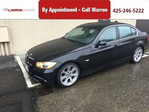 2008 BMW 3 Series for sale in Kirkland, WA