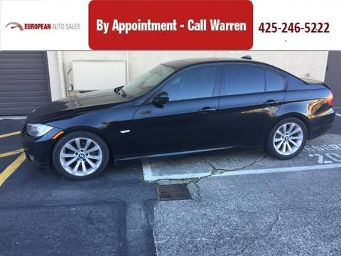 2011 BMW 3 Series for sale in Kirkland, WA