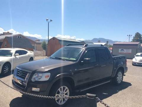 2007 Ford Explorer Sport Trac for sale in Mesquite, NV