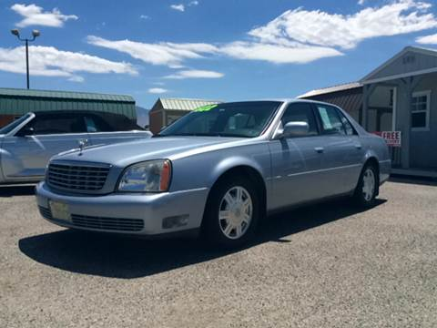 2005 Cadillac DeVille for sale in Mesquite, NV