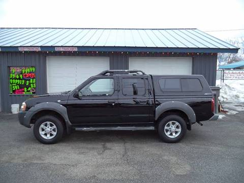 2001 Nissan Frontier for sale in Mesquite, NV