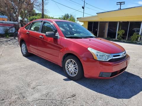 2011 Ford Focus for sale in Miami, FL