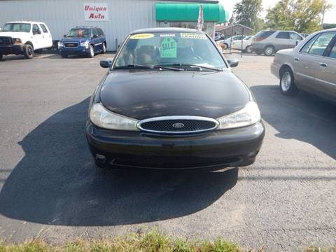 1999 Ford Contour SVT for sale in Fond Du Lac, WI