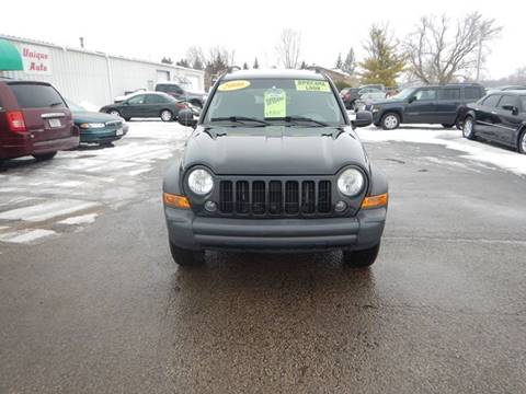 2006 Jeep Liberty for sale in Fond Du Lac, WI