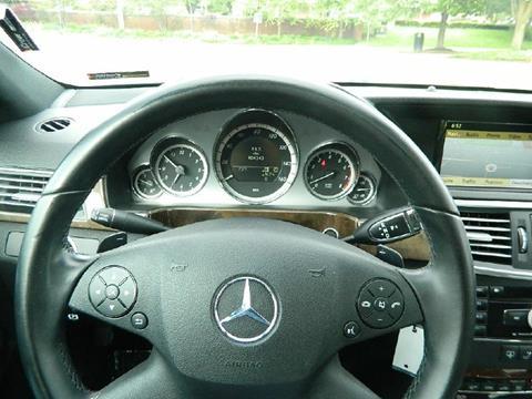 2010 Mercedes-Benz E-Class for sale in Carmel, IN