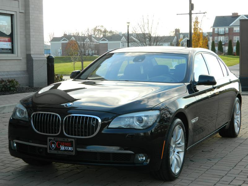 2010 Bmw 7 Series 760Li 4dr Sedan In Carmel IN - Carmel Motors