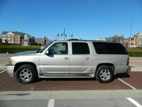 2004 GMC Yukon XL for sale in Carmel, IN