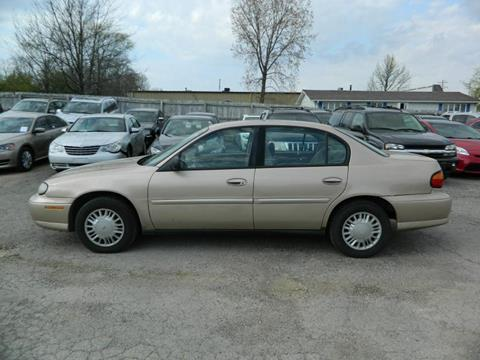 2001 Chevrolet Malibu for sale in Carmel, IN