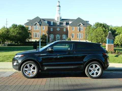 2013 Land Rover Range Rover Evoque Coupe for sale in Carmel, IN