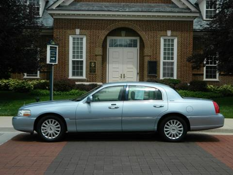 2005 Lincoln Town Car for sale in Carmel, IN
