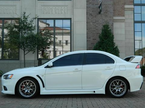 2008 Mitsubishi Lancer Evolution for sale in Carmel, IN
