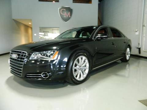 2013 Audi A8 L for sale in Carmel, IN