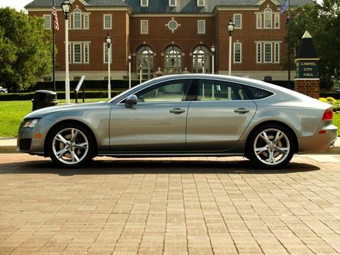 Used Audi A For Sale In Indiana Carsforsalecom - Used audi a7