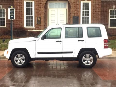 2012 Jeep Liberty for sale in Carmel, IN