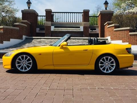 2007 Honda S2000 for sale in Carmel, IN