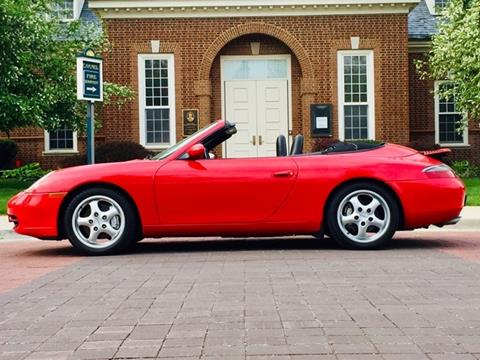 1999 Porsche 911 for sale in Carmel, IN