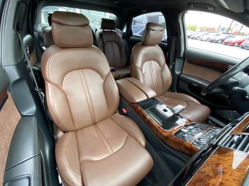 2011 Audi A8 L AWD quattro 4dr Sedan - Indianapolis IN