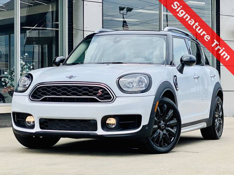 2019 MINI Countryman Cooper S 4dr Crossover - Indianapolis IN