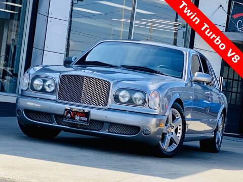 2004 Bentley Arnage