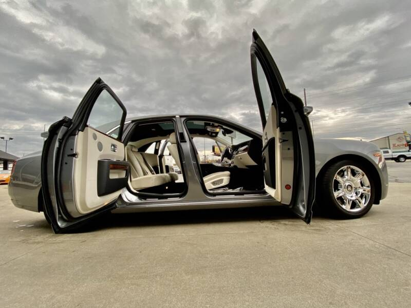 2011 Rolls-Royce Ghost 4dr Sedan - Indianapolis IN