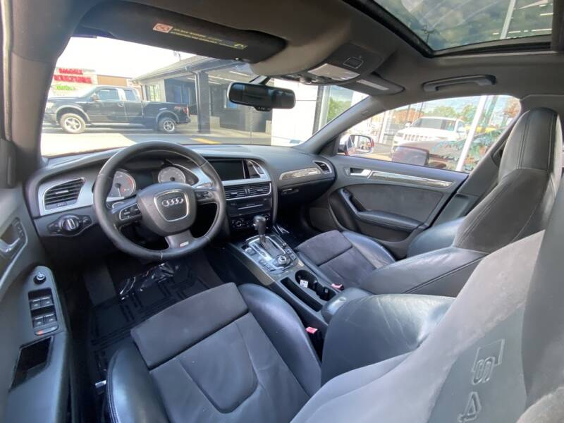 2011 Audi S4 AWD 3.0T quattro Premium Plus 4dr Sedan 7A - Indianapolis IN