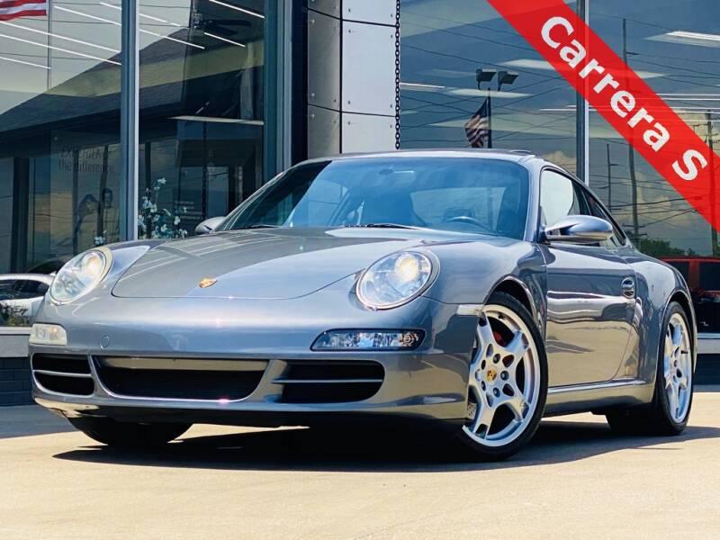 2005 Porsche 911 Carrera S 2dr Coupe - Indianapolis IN