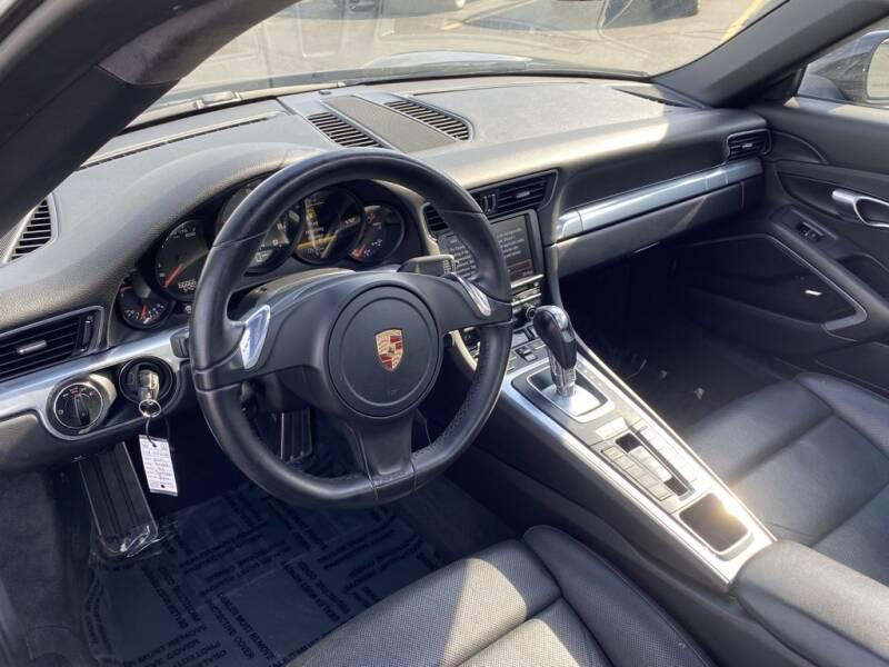 2013 Porsche 911 Carrera 2dr Coupe - Indianapolis IN