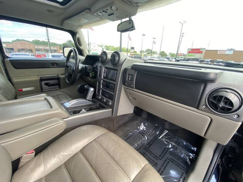 2004 HUMMER H2 4WD 4dr SUV - Indianapolis IN