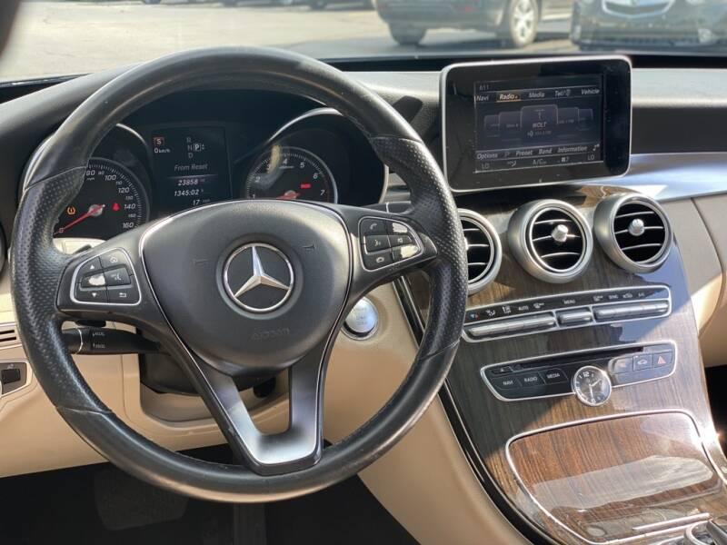 2015 Mercedes-Benz C-Class C 300 4dr Sedan - Indianapolis IN