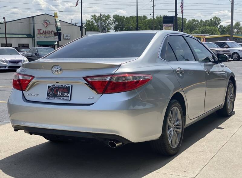 2017 Toyota Camry  - Indianapolis IN