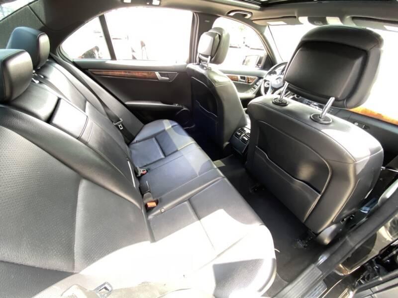 2012 Mercedes-Benz C-Class C 300 - Indianapolis IN