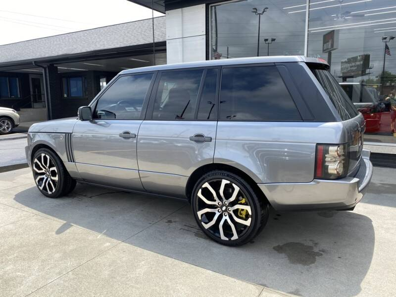 2011 Land Rover Range Rover 4x4 HSE 4dr SUV - Indianapolis IN