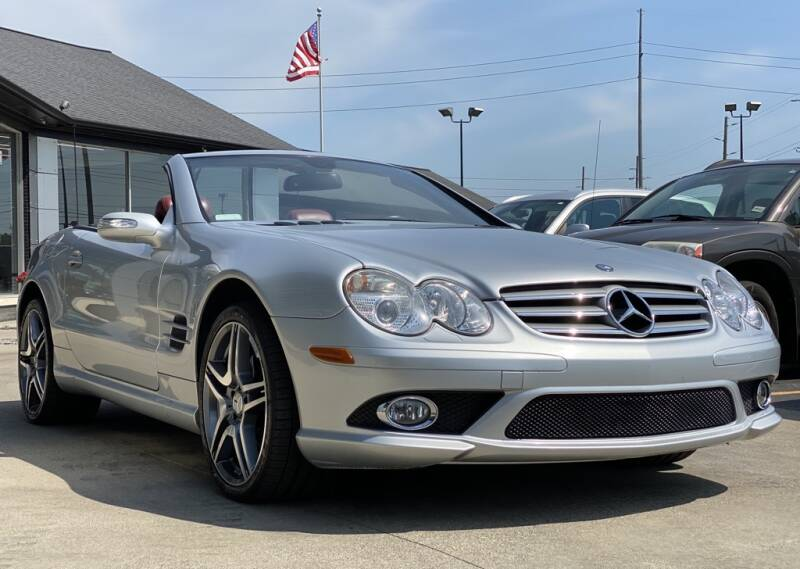 2007 Mercedes-Benz SL-Class SL 550 2dr Convertible - Indianapolis IN