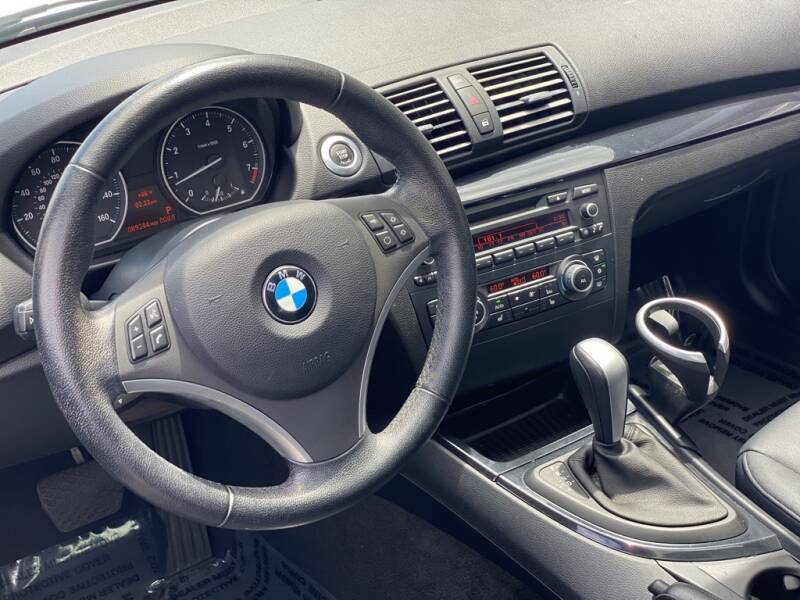 2011 BMW 1 Series 128i 2dr Coupe - Indianapolis IN