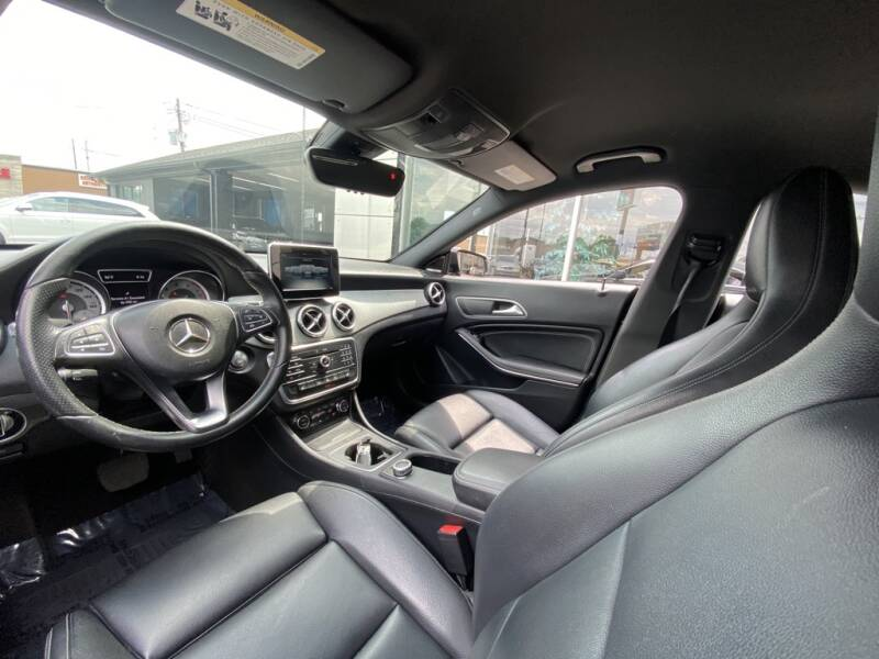 2016 Mercedes-Benz CLA CLA 250 4dr Sedan - Indianapolis IN