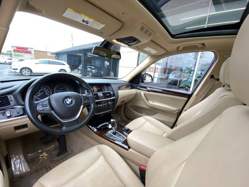 2015 BMW X3 AWD xDrive28d 4dr SUV - Indianapolis IN