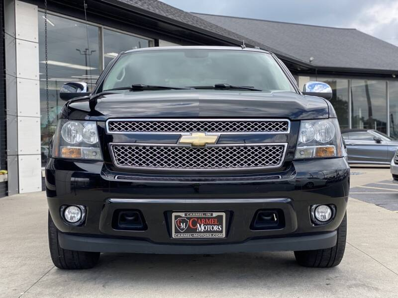 2011 Chevrolet Avalanche 4x4 LTZ 4dr Crew Cab Pickup - Indianapolis IN