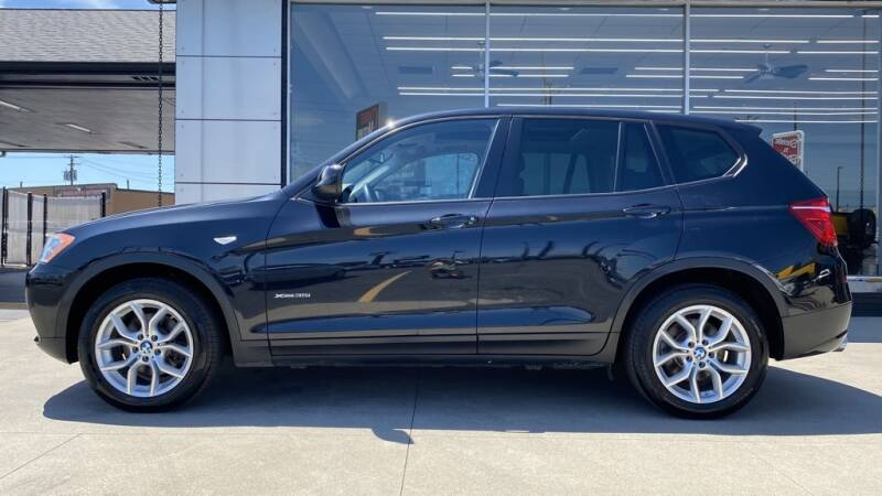 2014 BMW X3 AWD xDrive35i 4dr SUV - Indianapolis IN