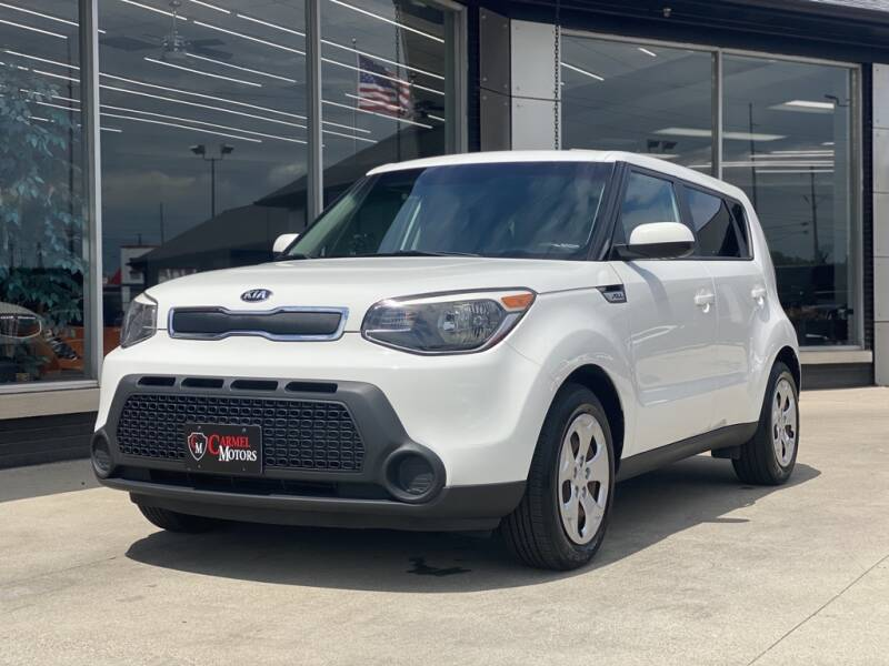 2015 Kia Soul 4dr Crossover 6M - Indianapolis IN