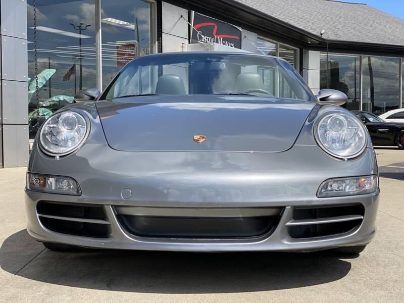 2006 Porsche 911 Carrera S 2dr Convertible - Indianapolis IN