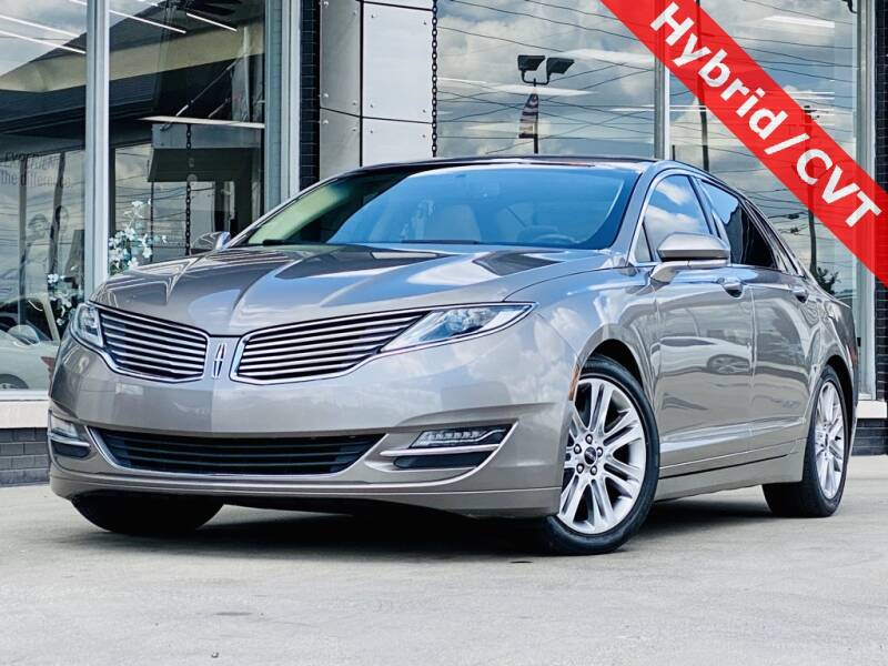 2015 Lincoln MKZ Hybrid 4dr Sedan - Indianapolis IN