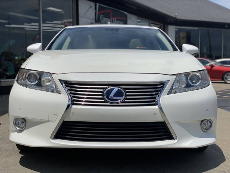 2013 Lexus ES 300h 4dr Sedan - Indianapolis IN
