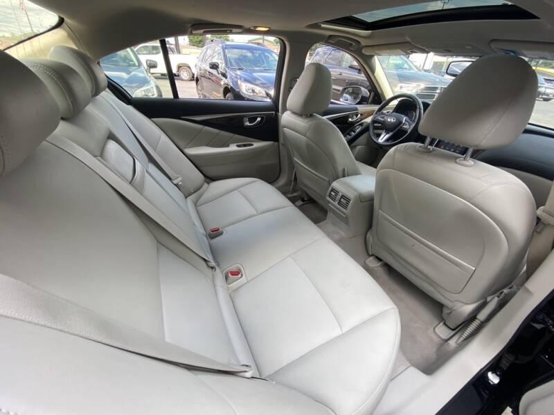2018 Infiniti Q50 3.0T Luxe 4dr Sedan - Indianapolis IN