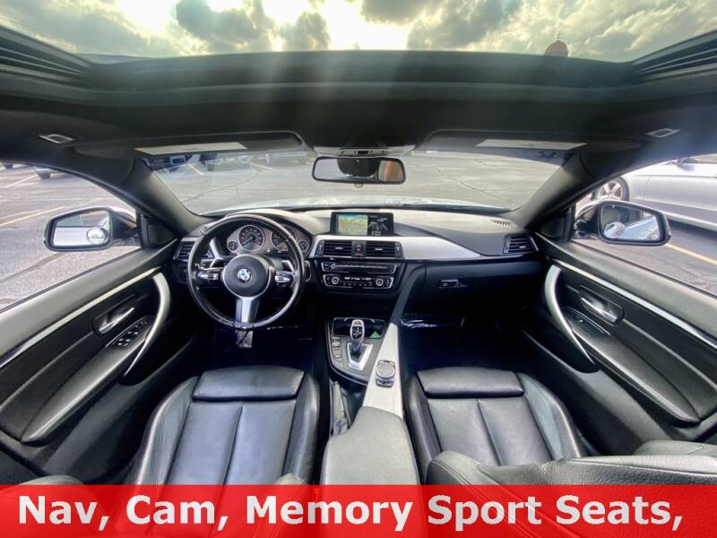 2016 BMW 4 Series 428i Gran Coupe 4dr Sedan SULEV - Indianapolis IN
