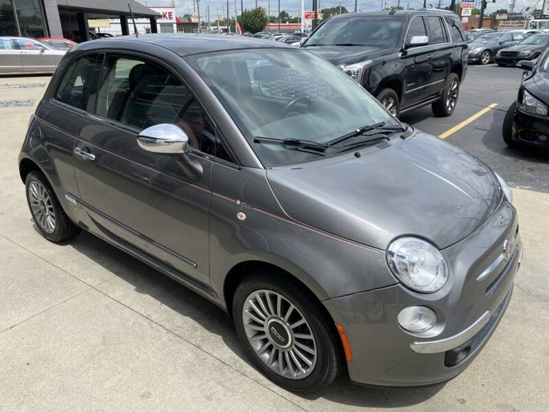 2012 FIAT 500 Lounge 2dr Hatchback - Indianapolis IN